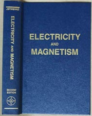 cover of Electricity and Magnetism
